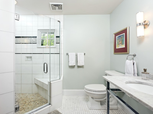 Elevate design build bathroom remodel for Bath remodel baltimore
