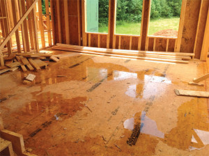 AdvanTech® subfloor panels by Huber Engineered Woods
