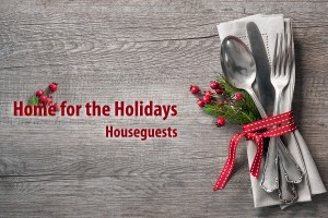 Home for the Holidays- Houseguests