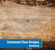 Statement Floor Designs: Hardwood