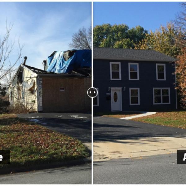 Home Fire Restoration